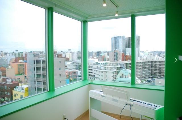 Myu横浜教室スタジオ