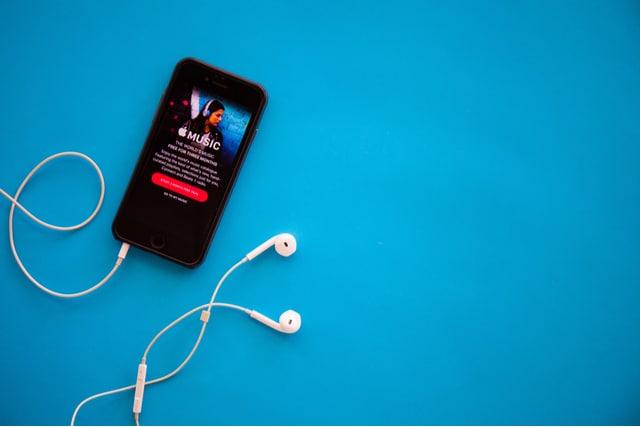 iphone音源