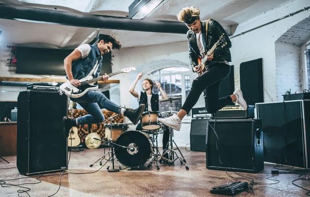 バンドスタジオ